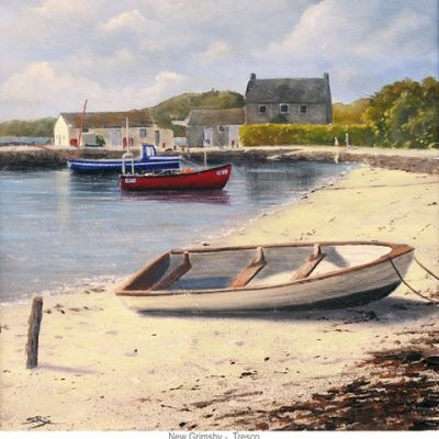 New Grimsby Tresco