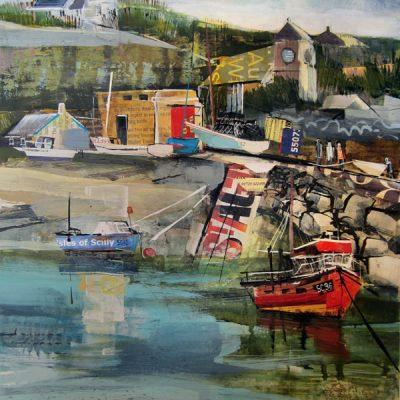 Periglis Quay, St Agnes
