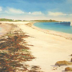 Sandbar St Agnes