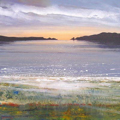 Bryher and Tresco sunset